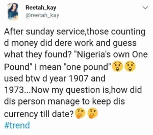 See What Was Seen In Offering Box Which Went Viral On Twitter (Photos)